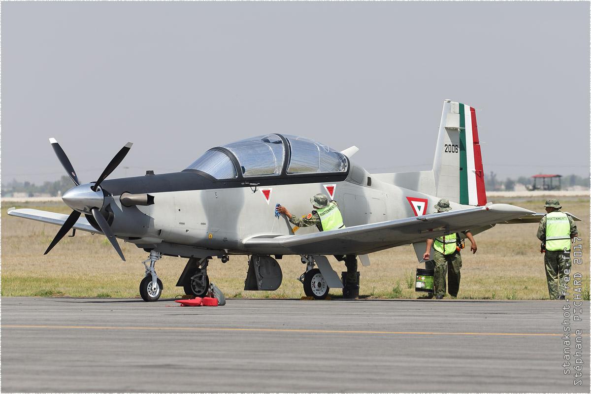 tof#9904_Texan 2_de la Force aérienne mexicaine