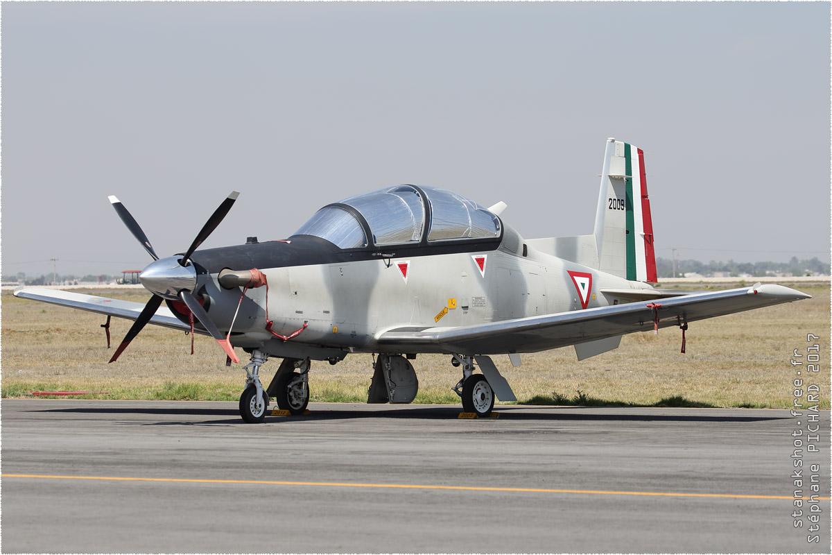 tof#9905_Texan 2_de la Force aérienne mexicaine