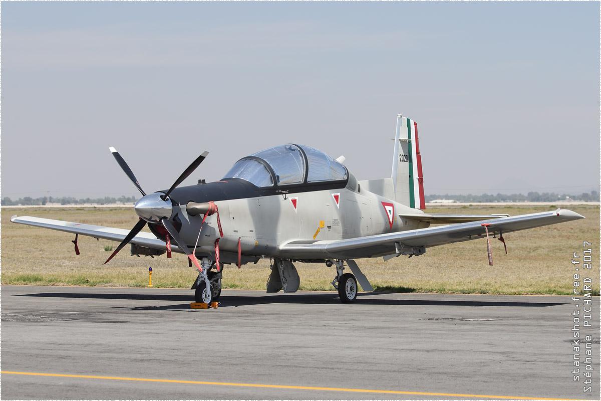 tof#9908_Texan 2_de la Force aérienne mexicaine