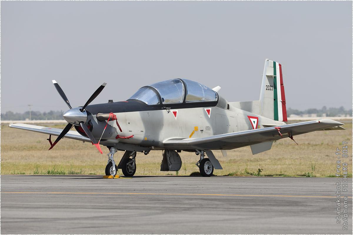 tof#9910_Texan 2_de la Force aérienne mexicaine