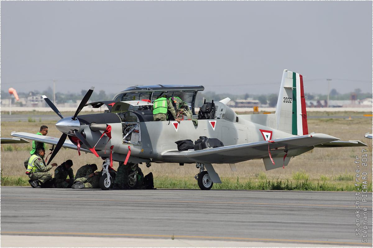 tof#9916_Texan 2_de la Force aérienne mexicaine
