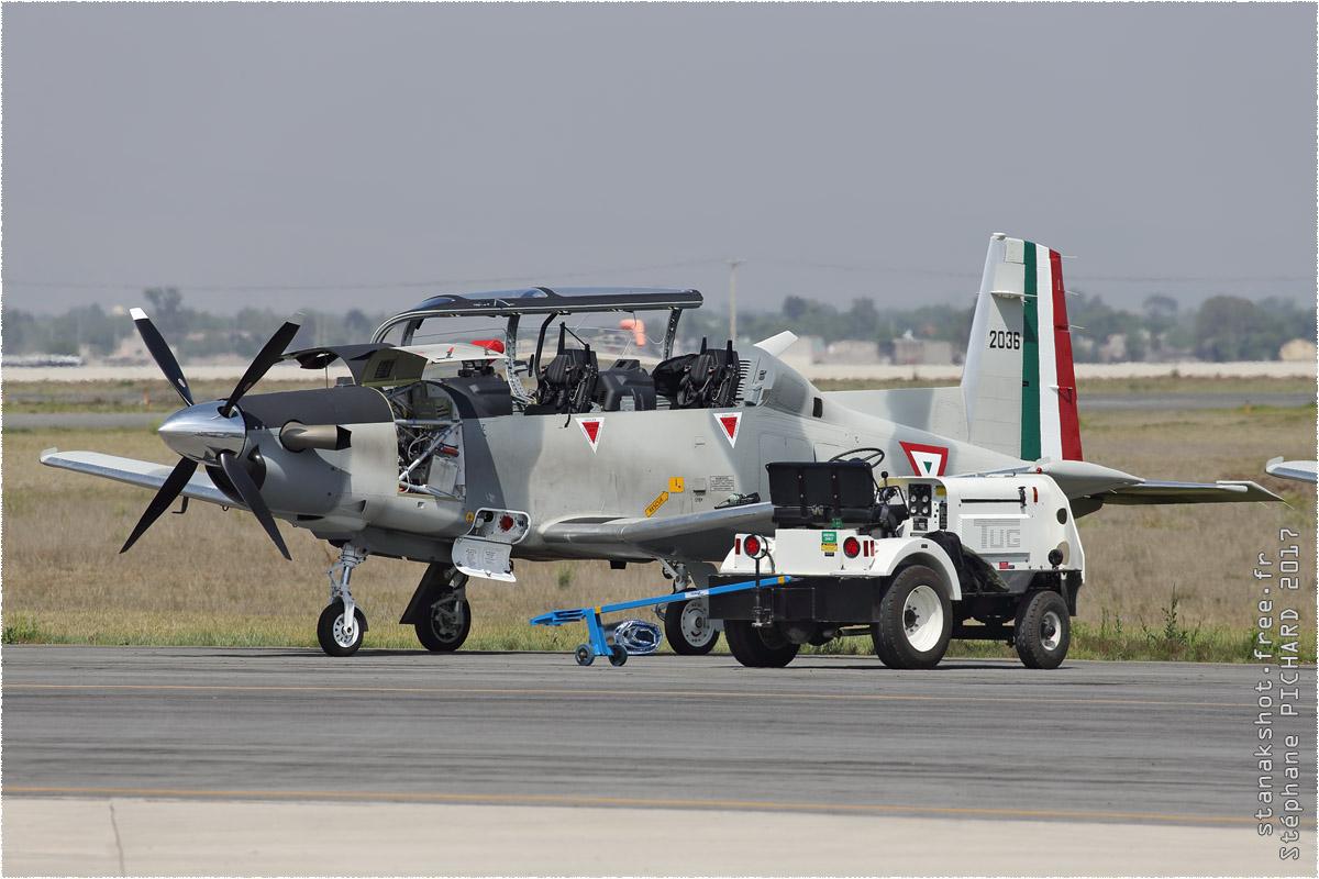 tof#9917_Texan 2_de la Force aérienne mexicaine