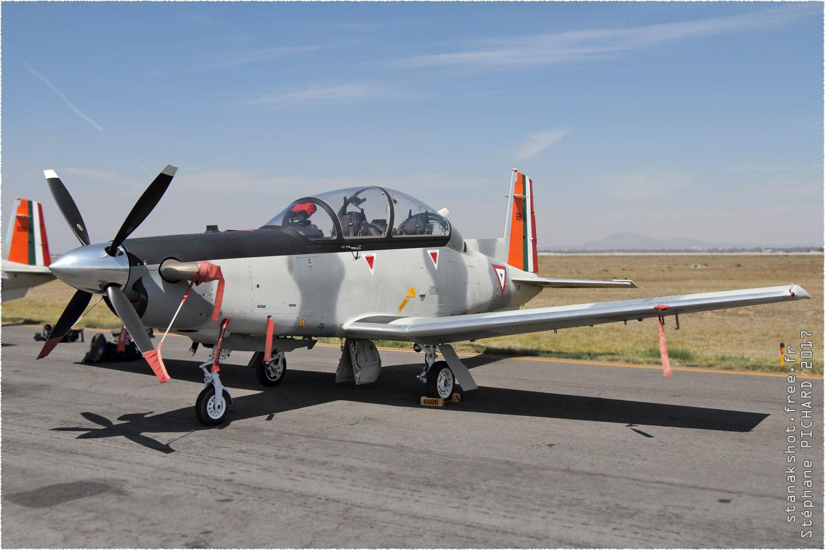 tof#9921_Texan 2_de la Force aérienne mexicaine