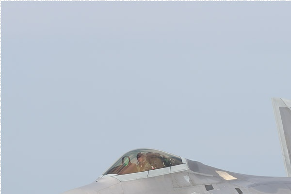 Photo#9048-1-Lockheed F-22A Raptor