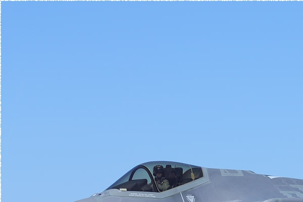 Photo#9055-1-Lockheed Martin F-35A Lightning II