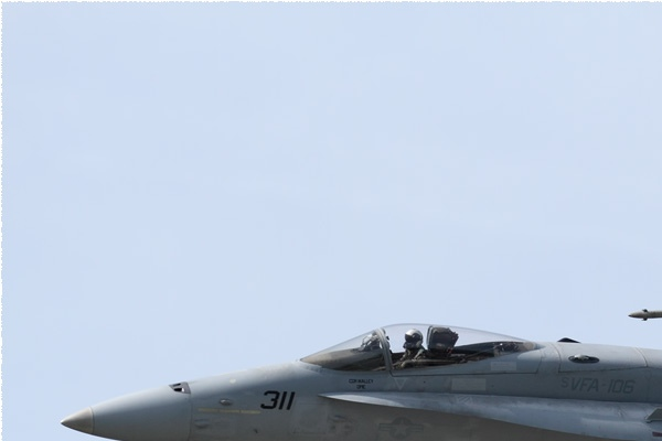 Photo#9140-1-McDonnell Douglas F/A-18C Hornet
