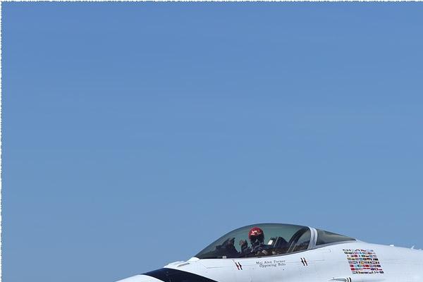 Photo#9185-1-General Dynamics F-16C Fighting Falcon