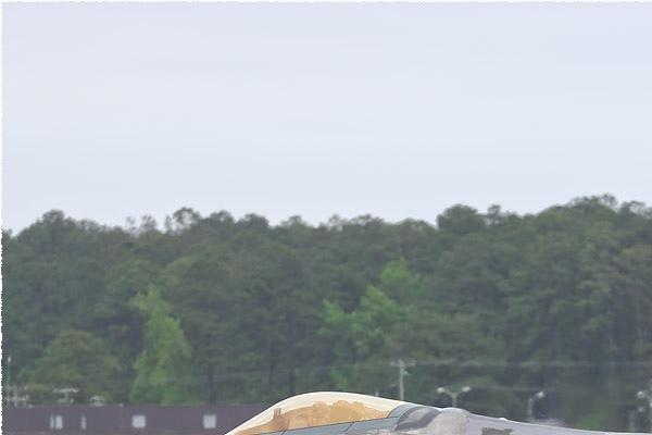 Photo#9258-1-Lockheed F-22A Raptor