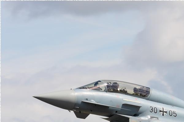 Photo#9537-1-Eurofighter EF-2000T Typhoon