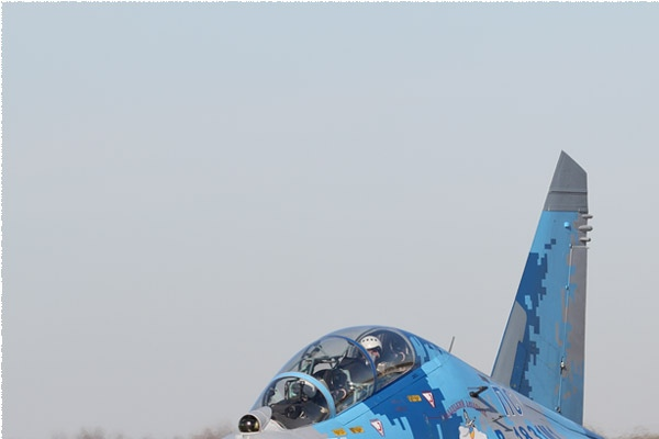 Photo#9628-1-Sukhoi Su-27UBM1