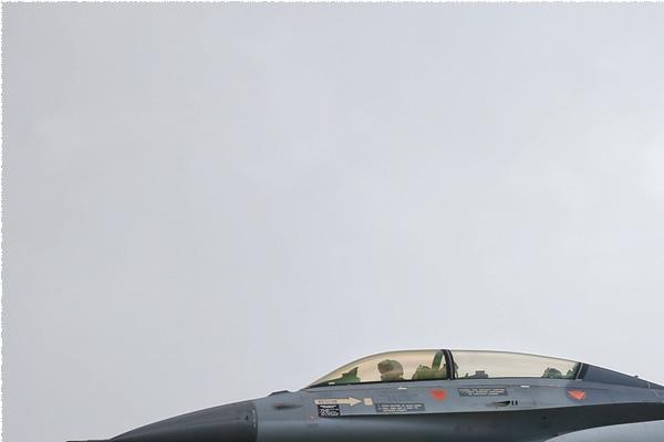 Photo#9954-1-General Dynamics F-16BM Fighting Falcon