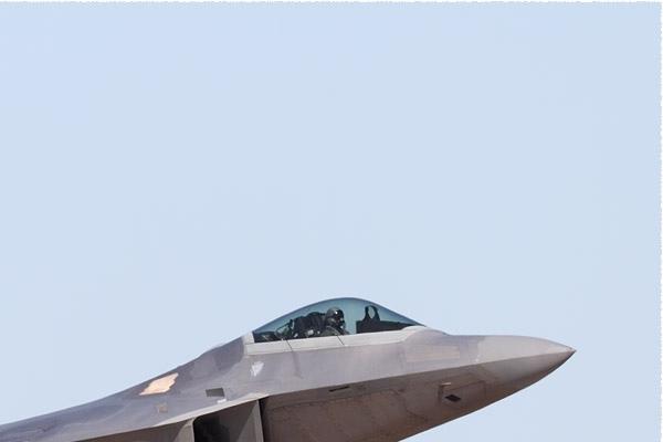 Photo#9049-2-Lockheed F-22A Raptor