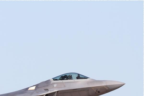 Photo#9050-2-Lockheed F-22A Raptor