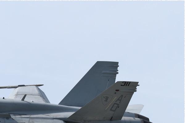 Photo#9140-2-McDonnell Douglas F/A-18C Hornet