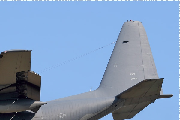 Photo#9166-2-Lockheed MC-130P Combat Shadow