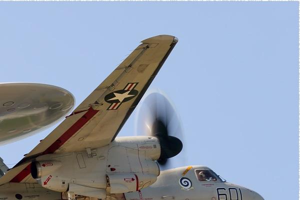 Photo#9221-2-Grumman E-2C-II Hawkeye