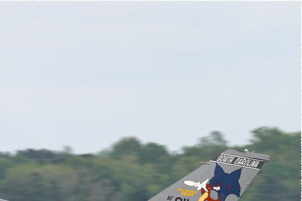Photo#9254-2-General Dynamics F-16C Fighting Falcon