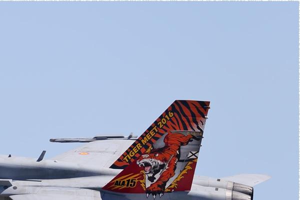Photo#9333-2-McDonnell Douglas EF-18A Hornet