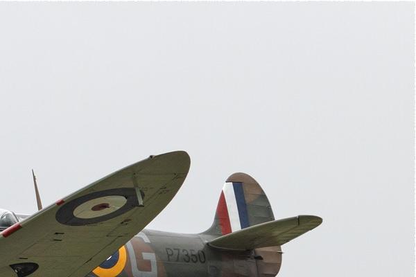 Photo#9542-2-Supermarine Spitfire IIa