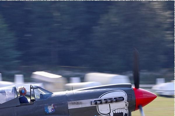 Photo#9613-2-Curtiss P-40N Warhawk