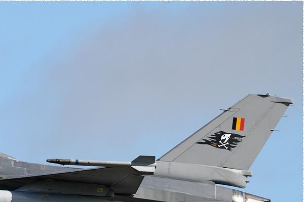 Photo#9949-2-General Dynamics F-16BM Fighting Falcon
