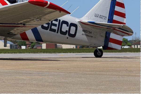Photo#9066-4-North American SNJ-2 Texan