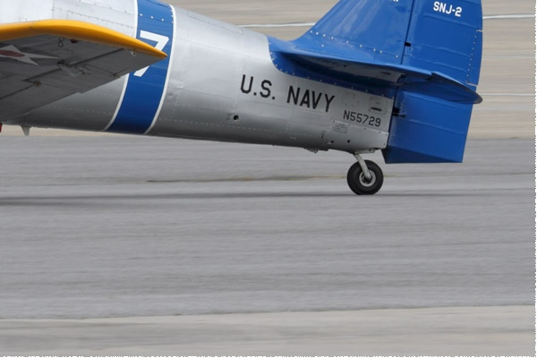 Photo#9203-4-North American SNJ-2 Texan