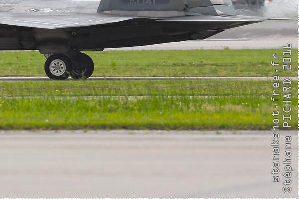 Photo#9258-4-Lockheed F-22A Raptor