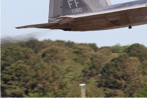 Photo#9050-3-Lockheed F-22A Raptor