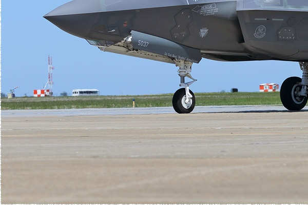 Photo#9055-3-Lockheed Martin F-35A Lightning II