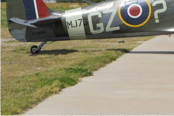 Photo#9201-3-Supermarine Spitfire HF9E