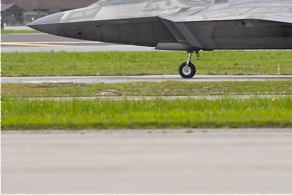 Photo#9258-3-Lockheed F-22A Raptor
