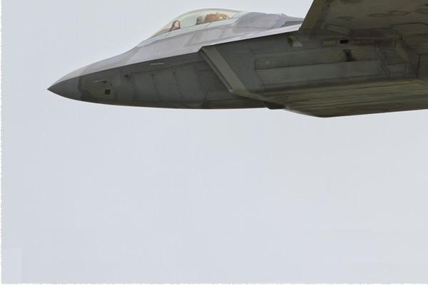 Photo#9487-3-Lockheed F-22A Raptor