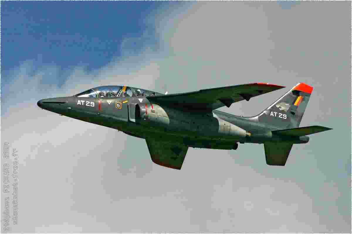 tofcomp#113-Alphajet-Belgique-air-force