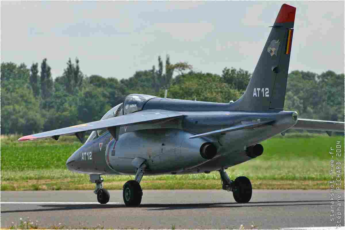 tofcomp#115-Alphajet-Belgique-air-force