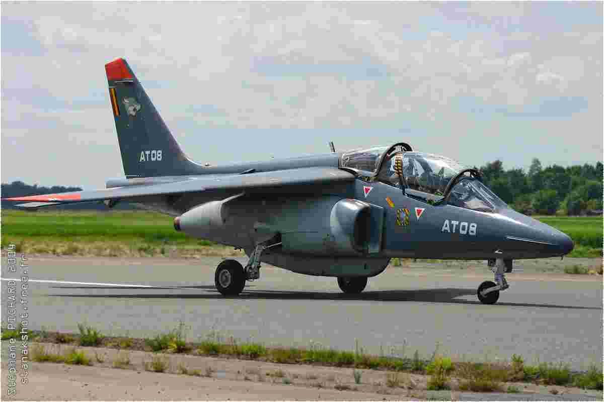 tofcomp#122-Alphajet-Belgique-air-force
