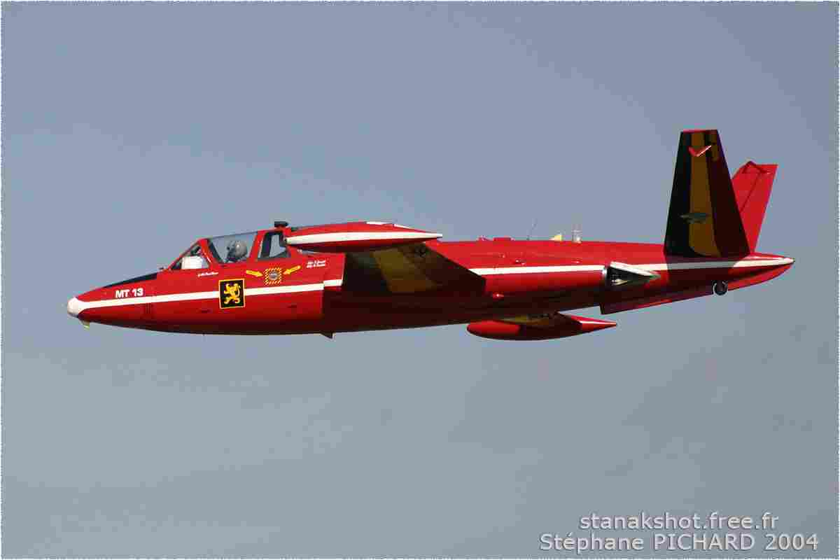 tofcomp#148-Fouga-Belgique-air-force