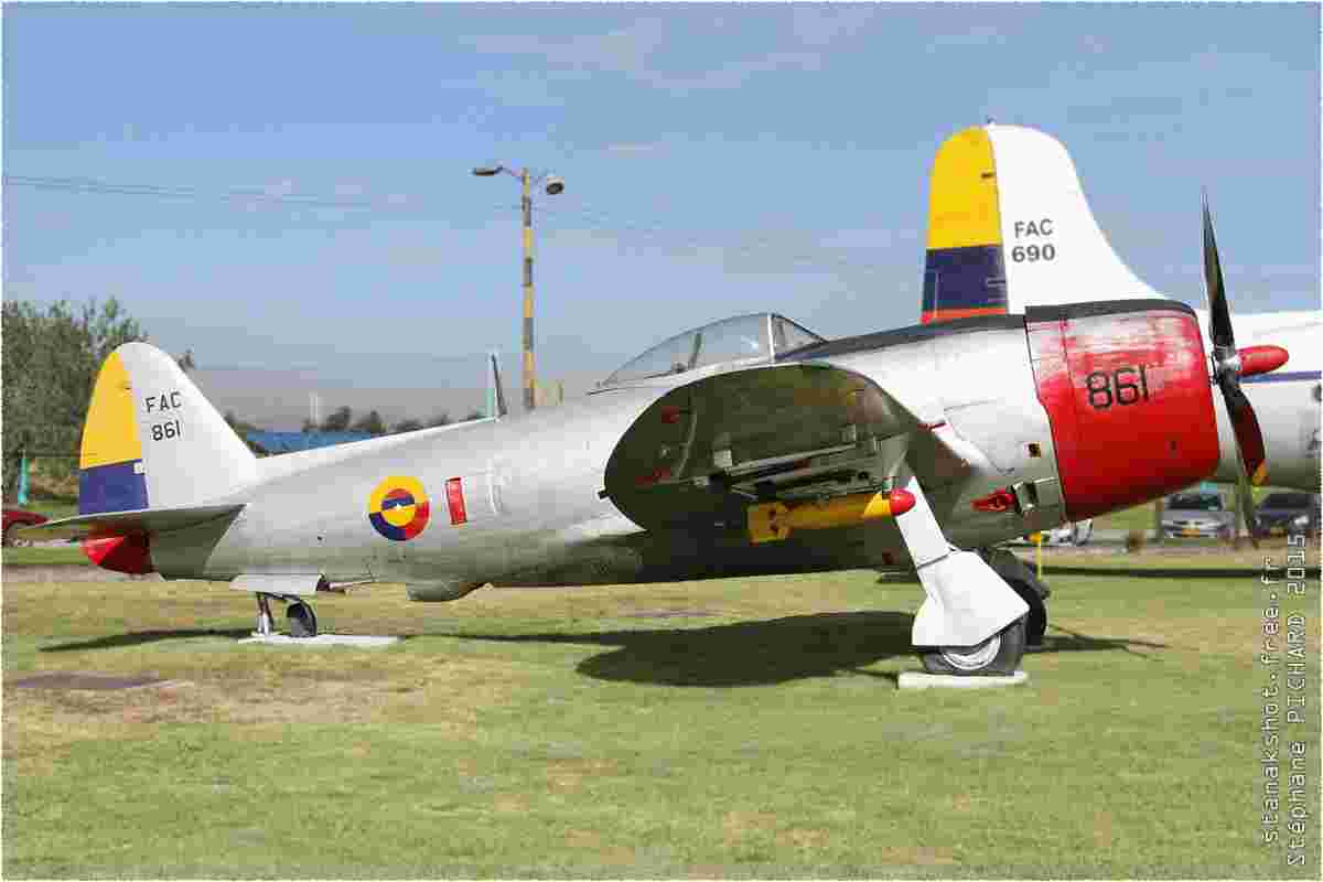 tofcomp#161-P-47-Colombie-air-force