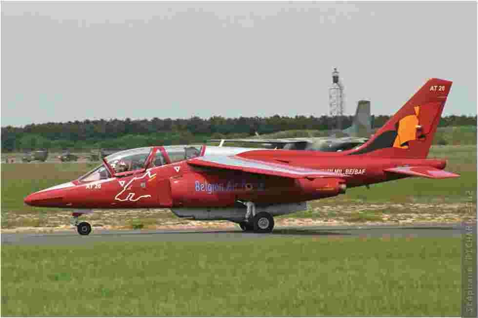 tofcomp#242-Alphajet-Belgique-air-force