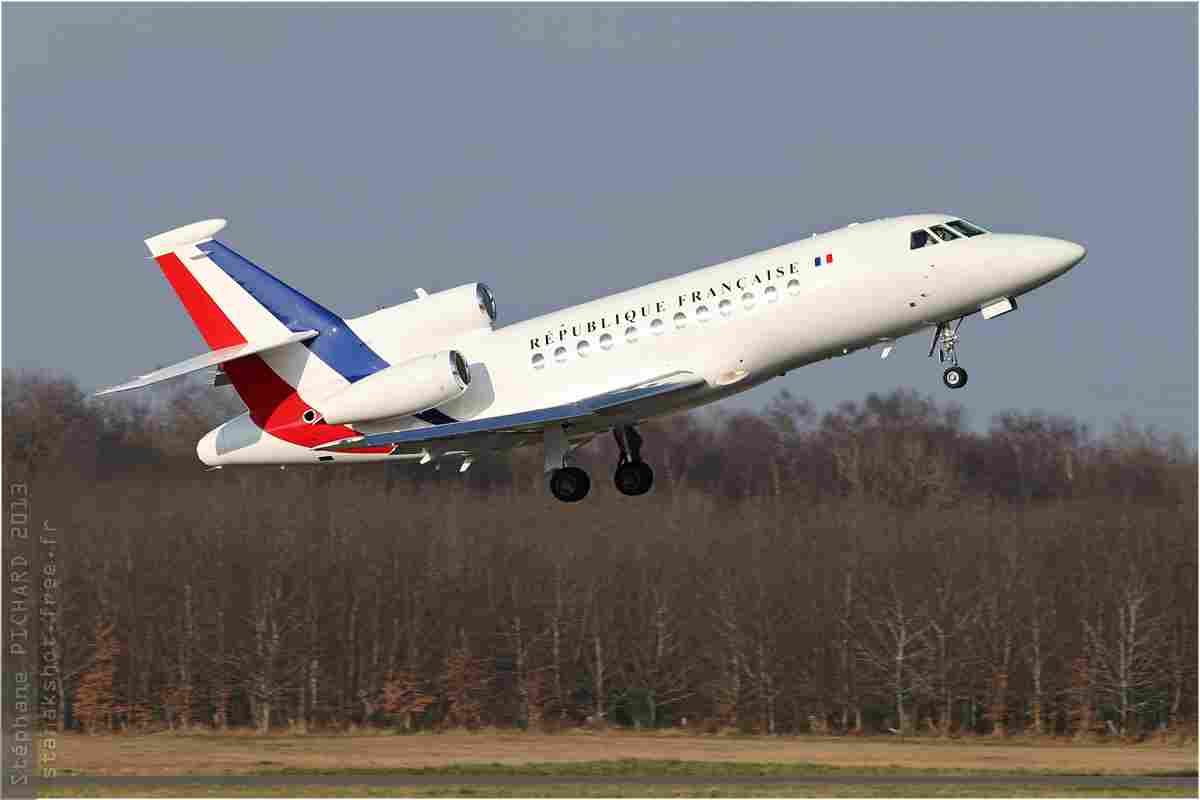 tofcomp#403-Falcon-900-France-air-force