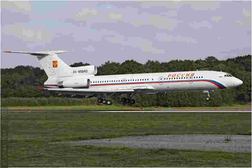 tofcomp#435-Tu-154-Russie-gouvernement