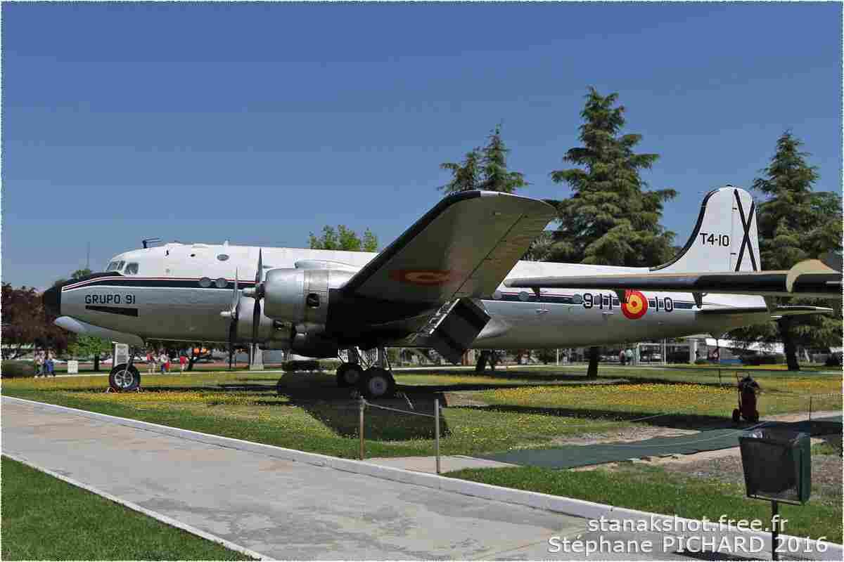 tofcomp#536-DC-4-Espagne-air-force