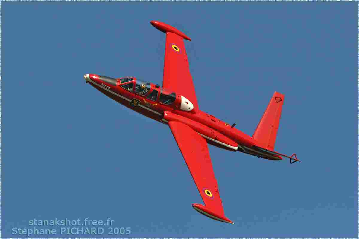 tofcomp#582-Fouga-Belgique-air-force
