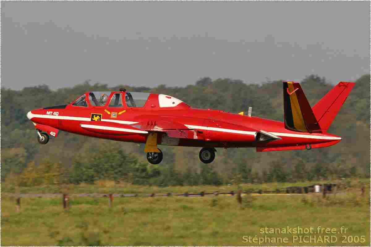 tofcomp#591-Fouga-Belgique-air-force