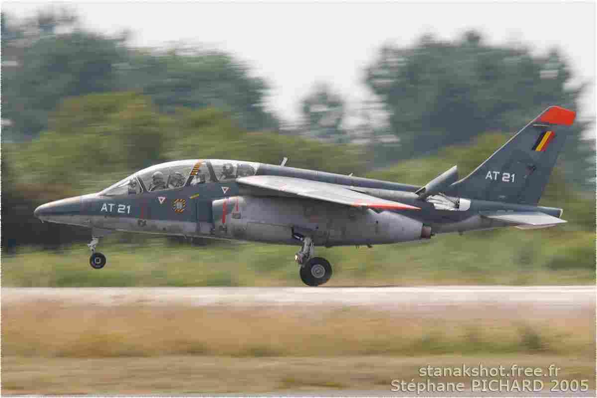 tofcomp#797-Alphajet-Belgique-air-force
