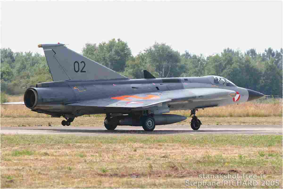 tofcomp#811-Draken-Autriche-air-force