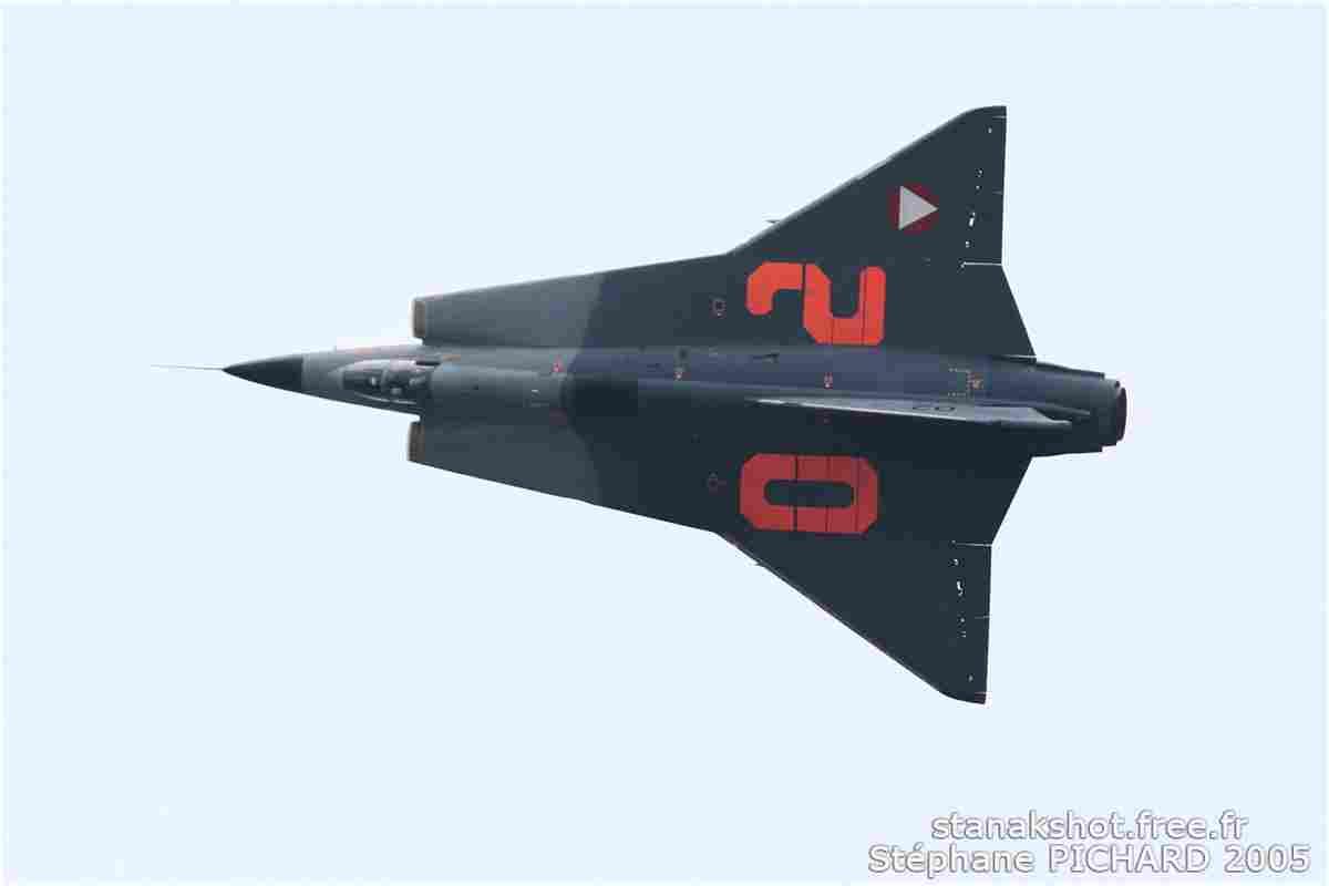tofcomp#812-Draken-Autriche-air-force