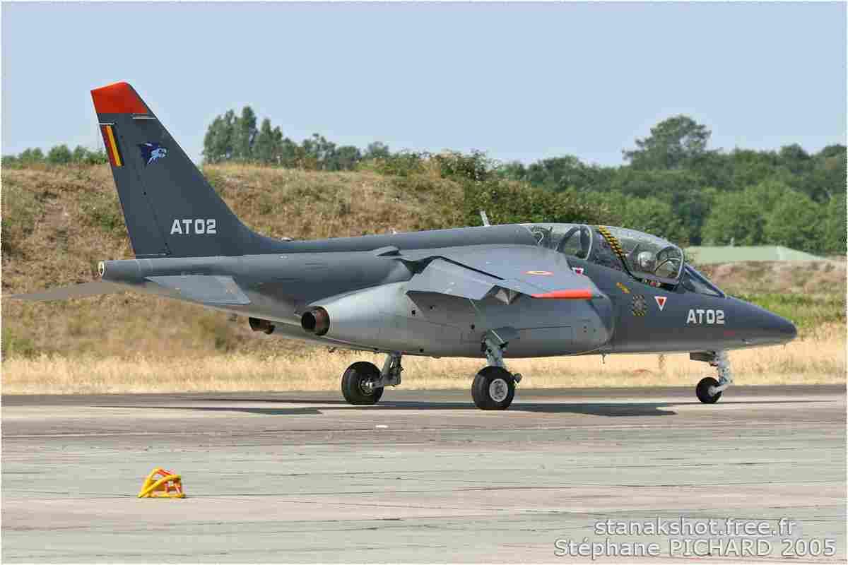 tofcomp#890-Alphajet-Belgique-air-force