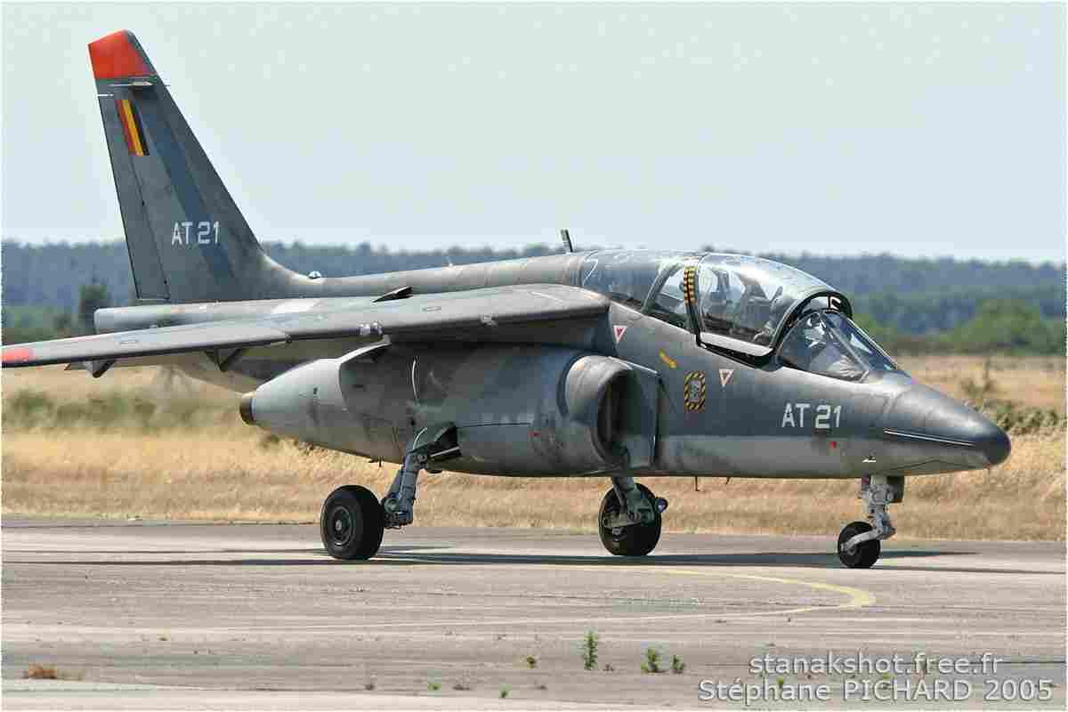 tofcomp#892-Alphajet-Belgique-air-force