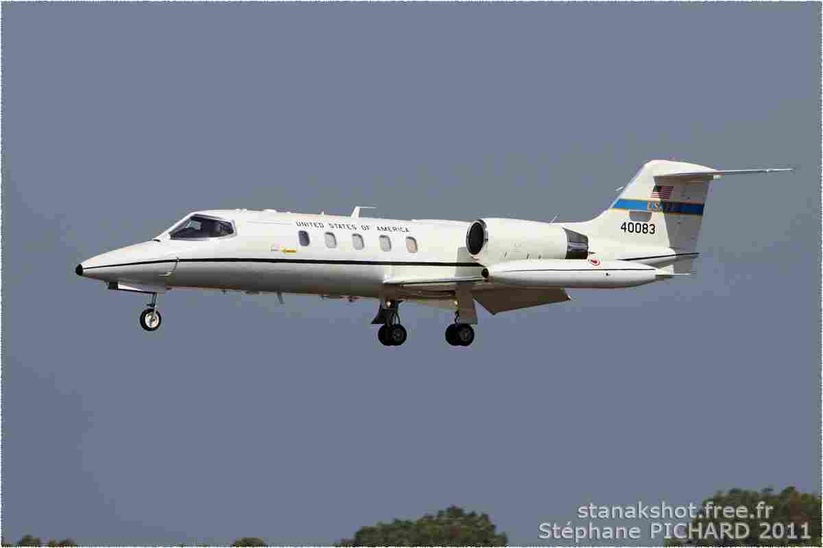 tofcomp#942-Learjet-30-USA-air-force
